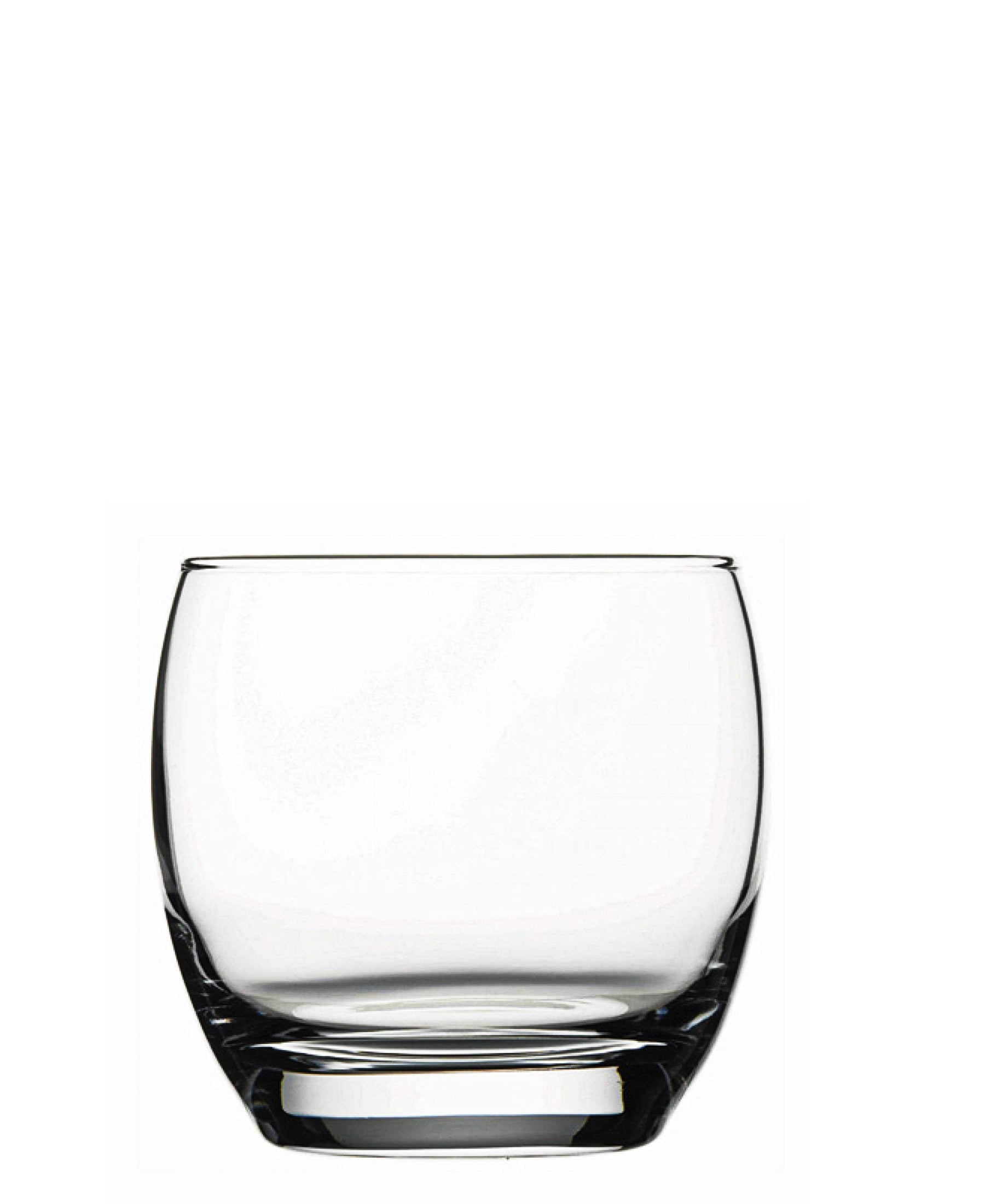 Pasabahce Barrel Whiskey Glasses Set Of Six 340ML - Clear