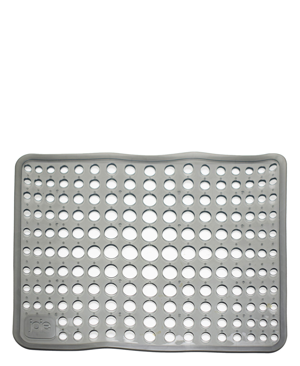 Joie Silicone Sink Mat - Grey