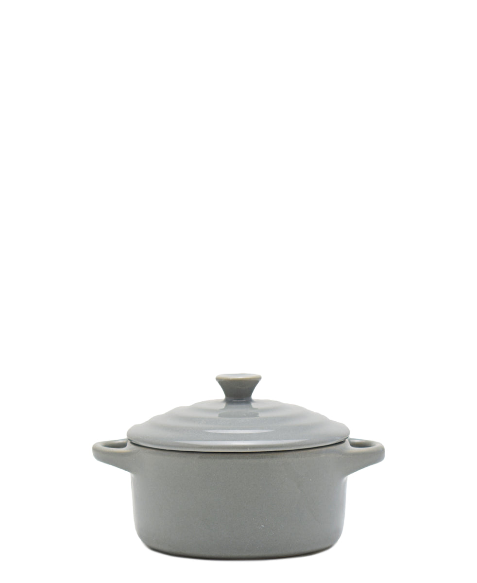Best Way Mini Casserole 13cm With Lid - Grey
