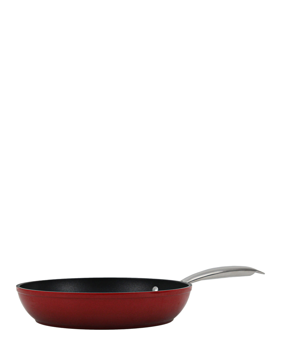 Legend Ruby Chef 7 Piece Cookware - Red
