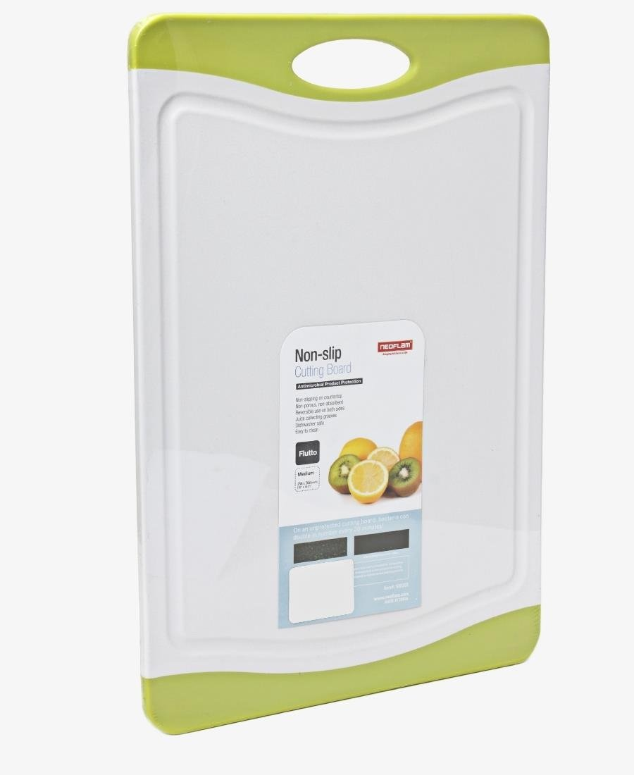 Neoflam Non-Slip Cutting Board - White