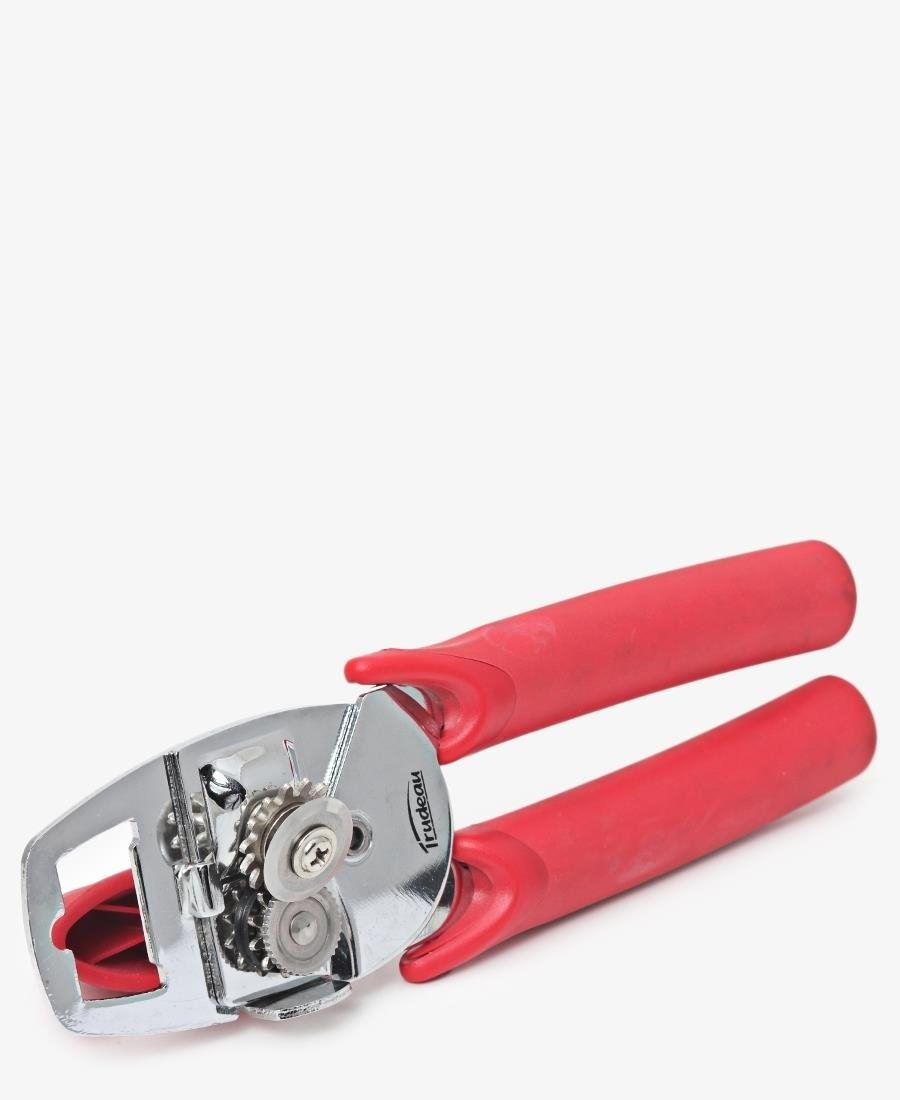 Trudeau Can Opener - Red