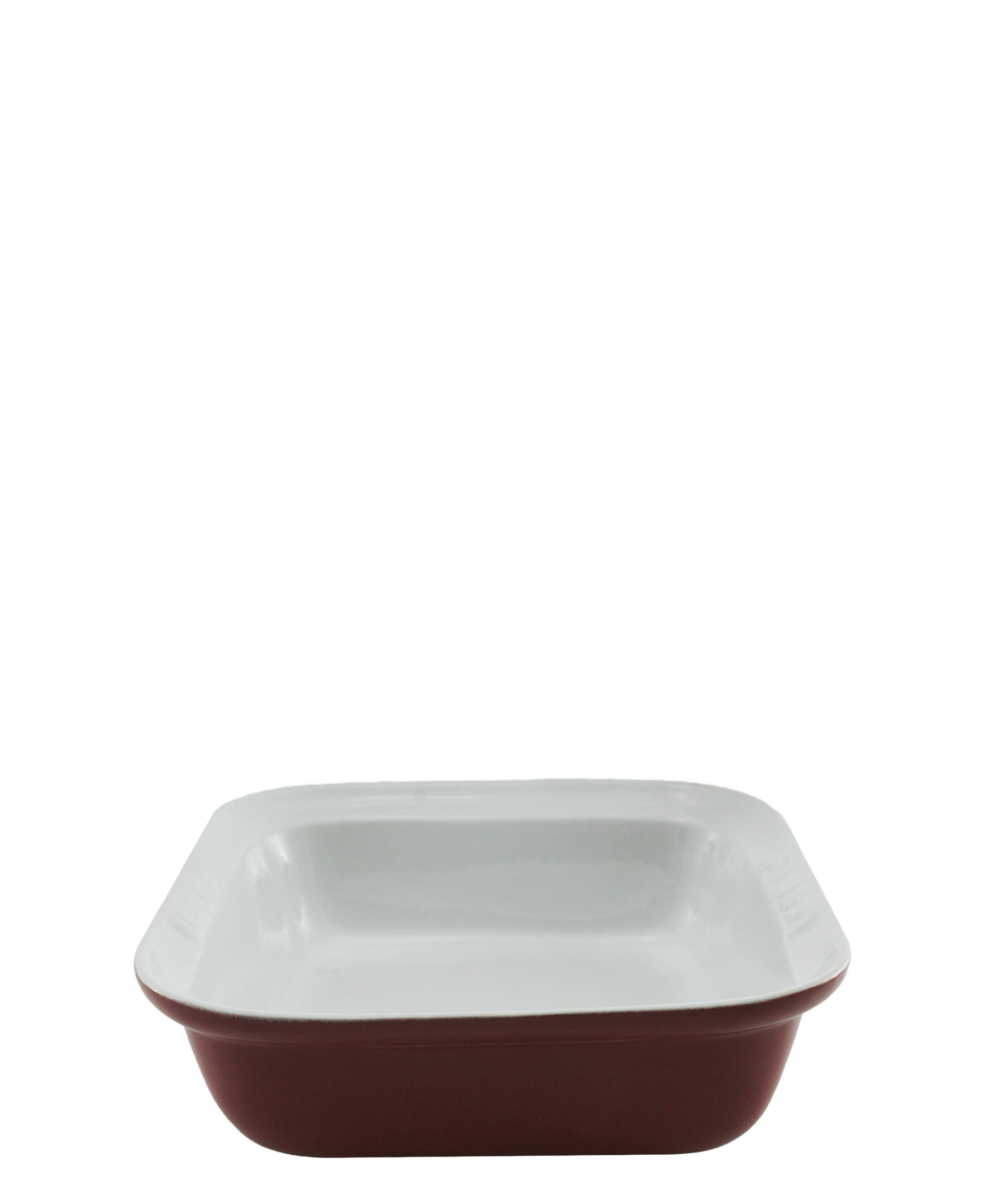 Pyrex Impressions Red Roaster 24 x 24cm