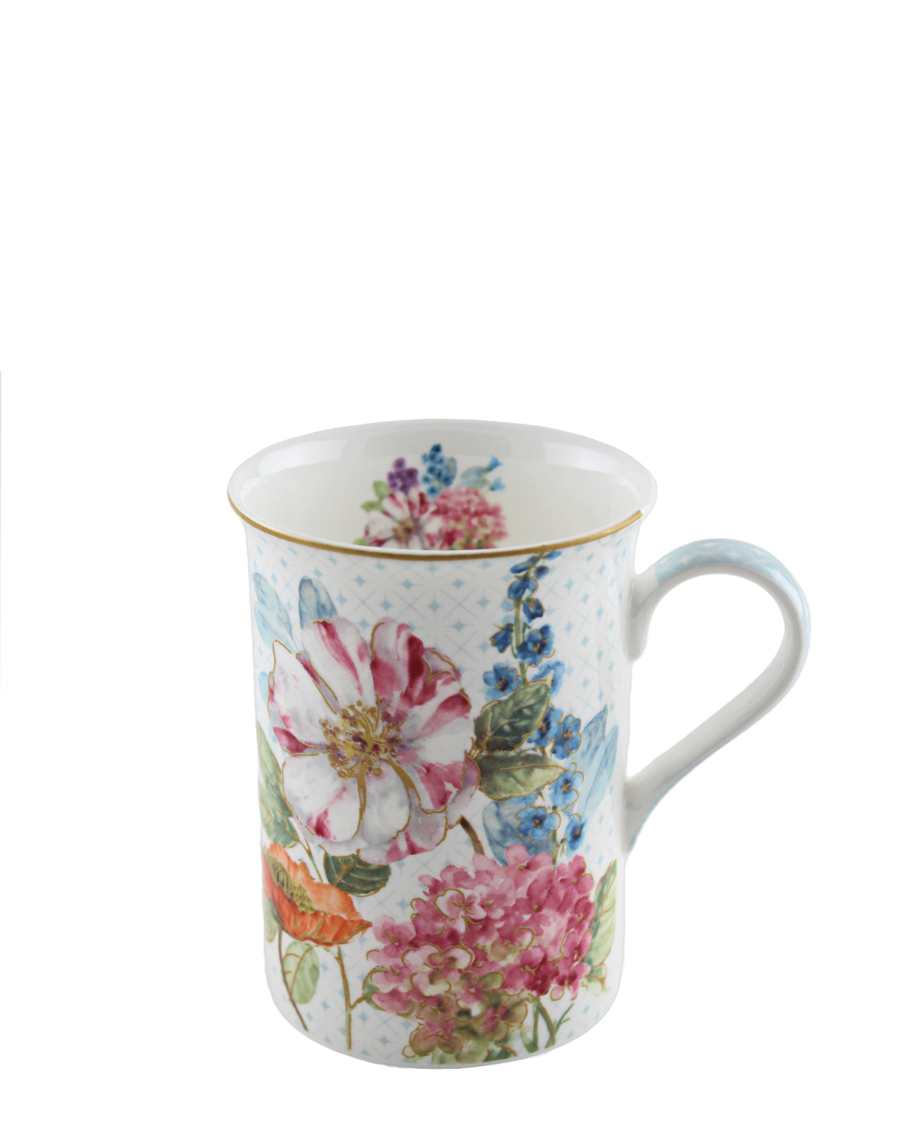 Cottage Flower Mug 250ML - Multi