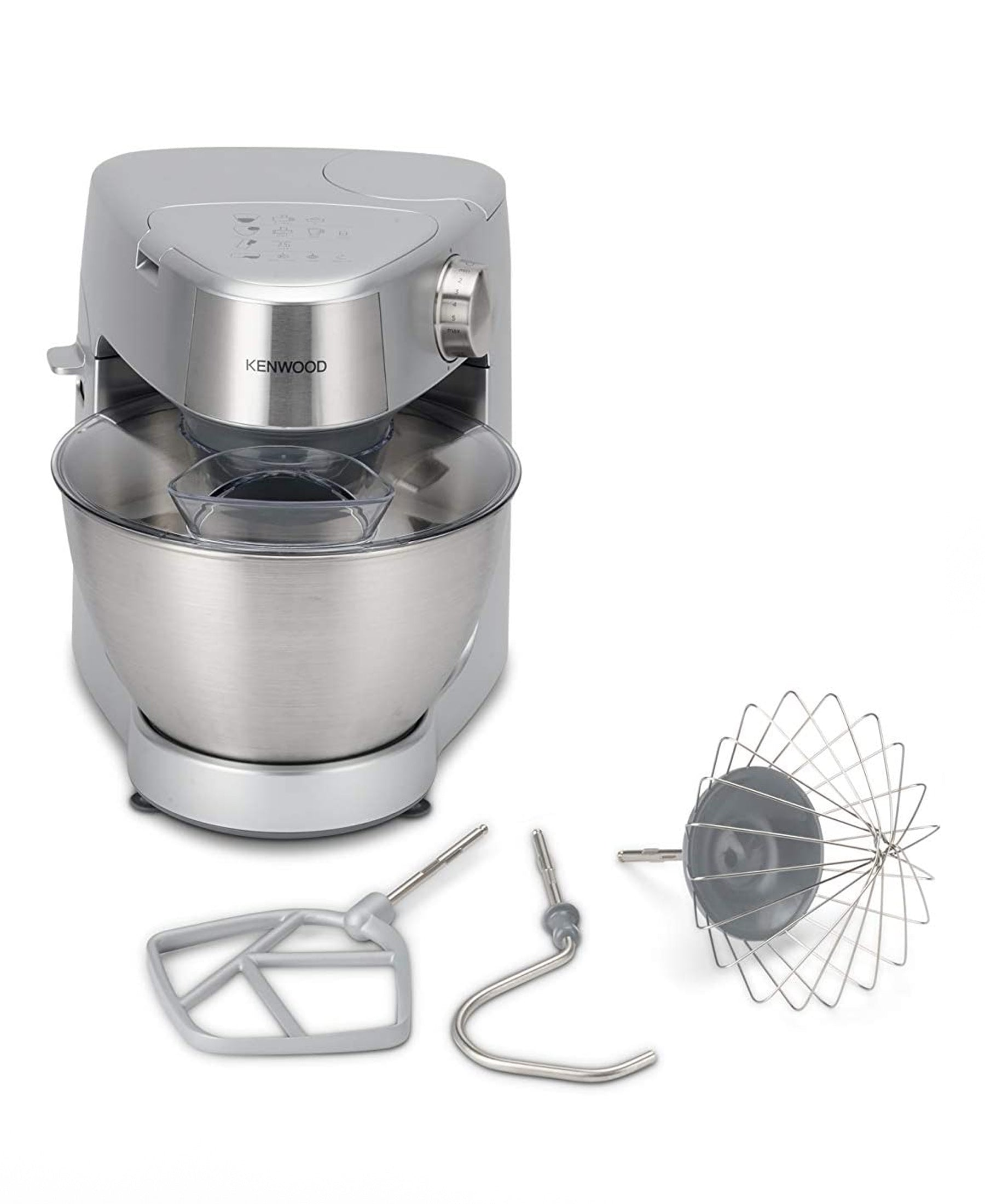 Kenwood Prospero Plus Stand Mixer Single Pack - Silver