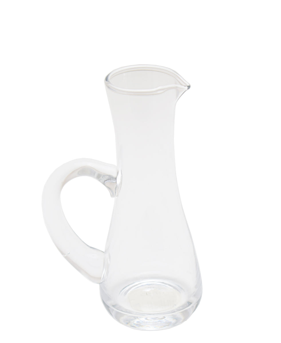 Eetrite Footed Jug 18cm - Clear