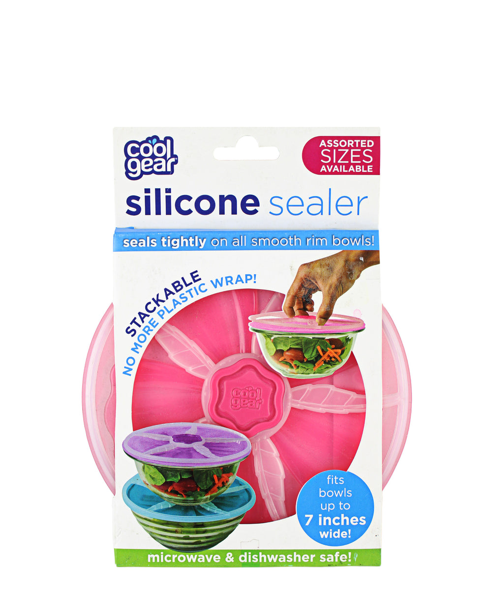Cool Gear Silicon Lids - Pink