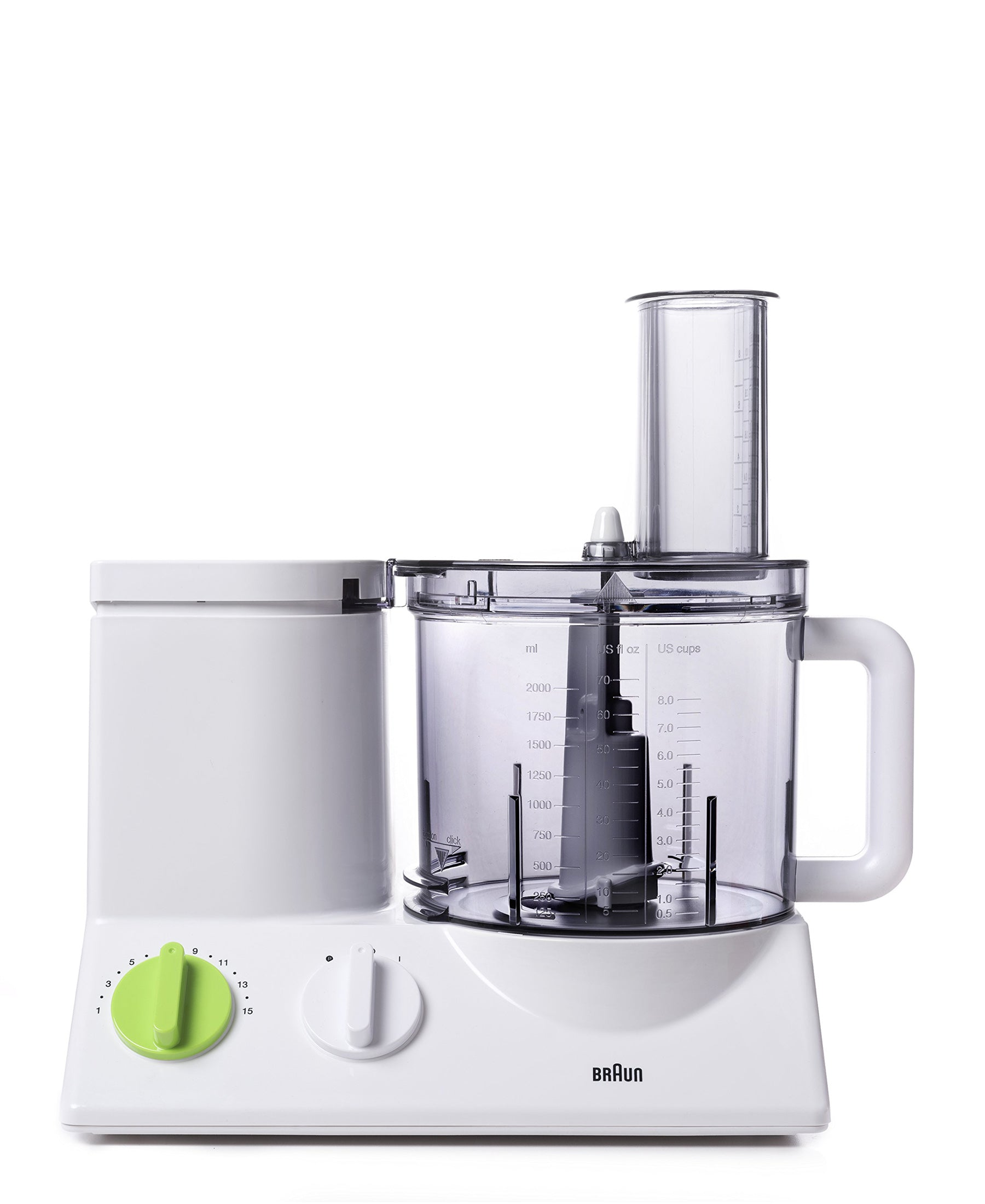 Braun Tribute Collection Food Processor