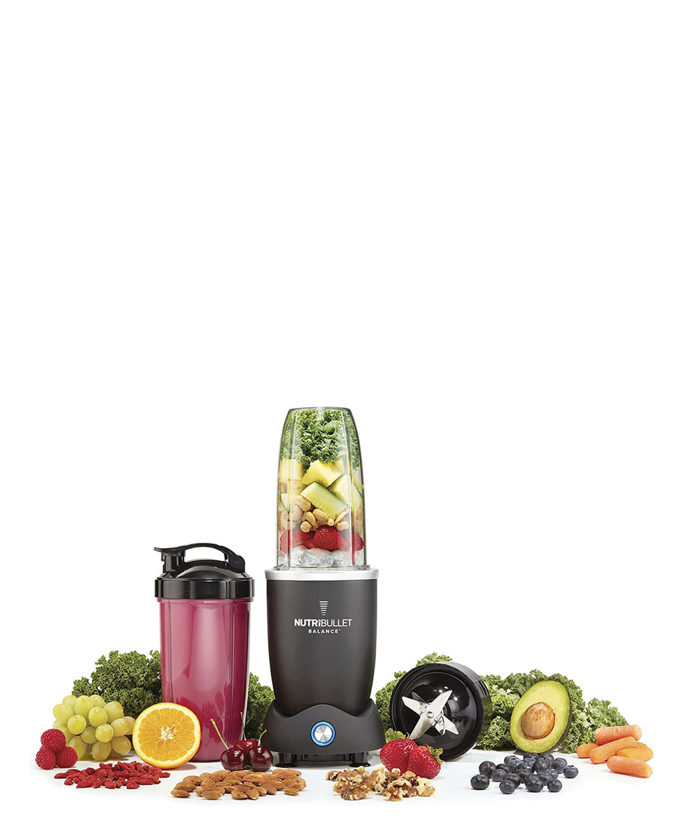 Nutribullet Blender Balance 9pc - Black