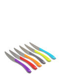 Amefa 6 Piece Knives - Multi