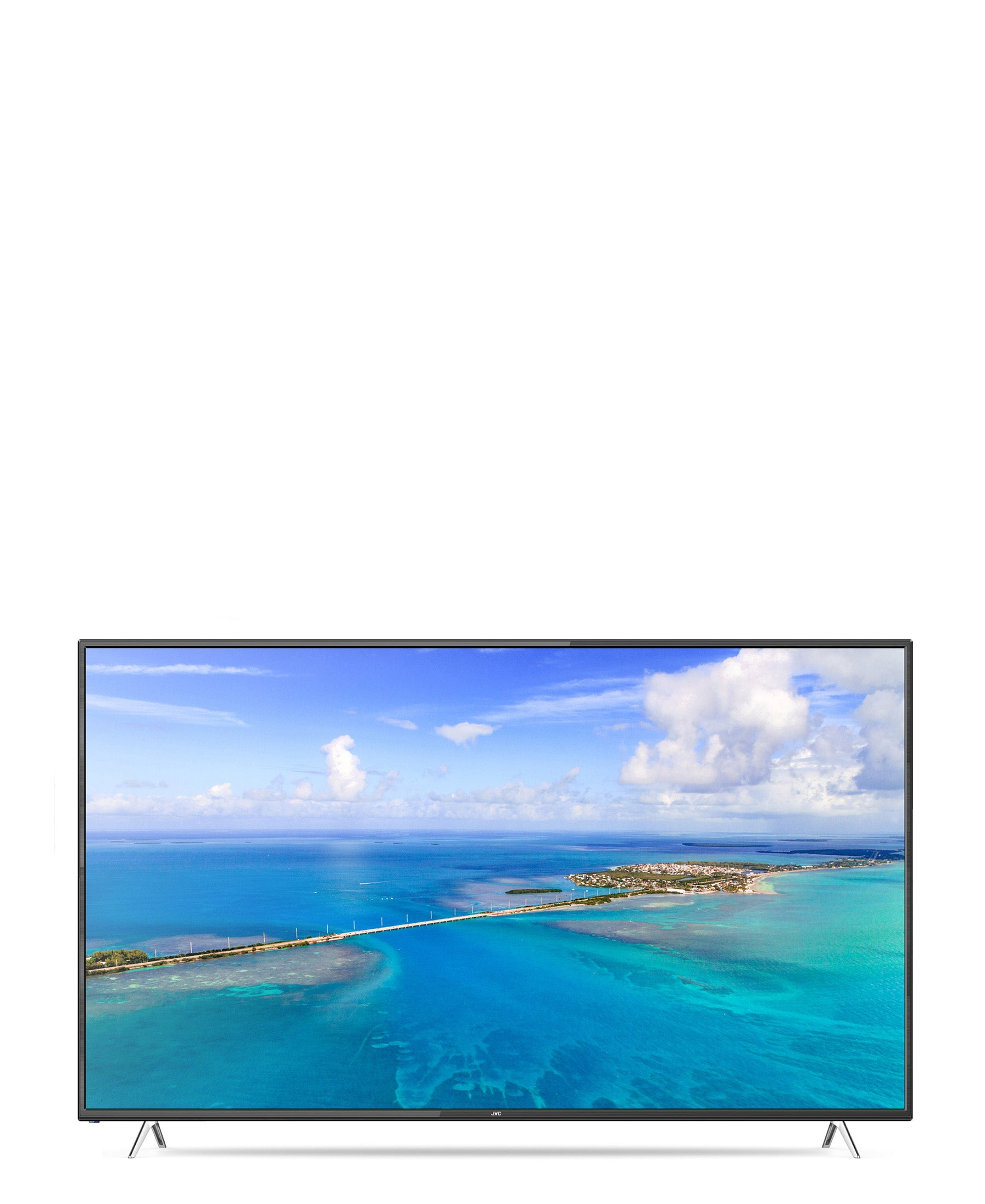 "JVC 65"" (165cm) Smart UHD LED TV - Black"