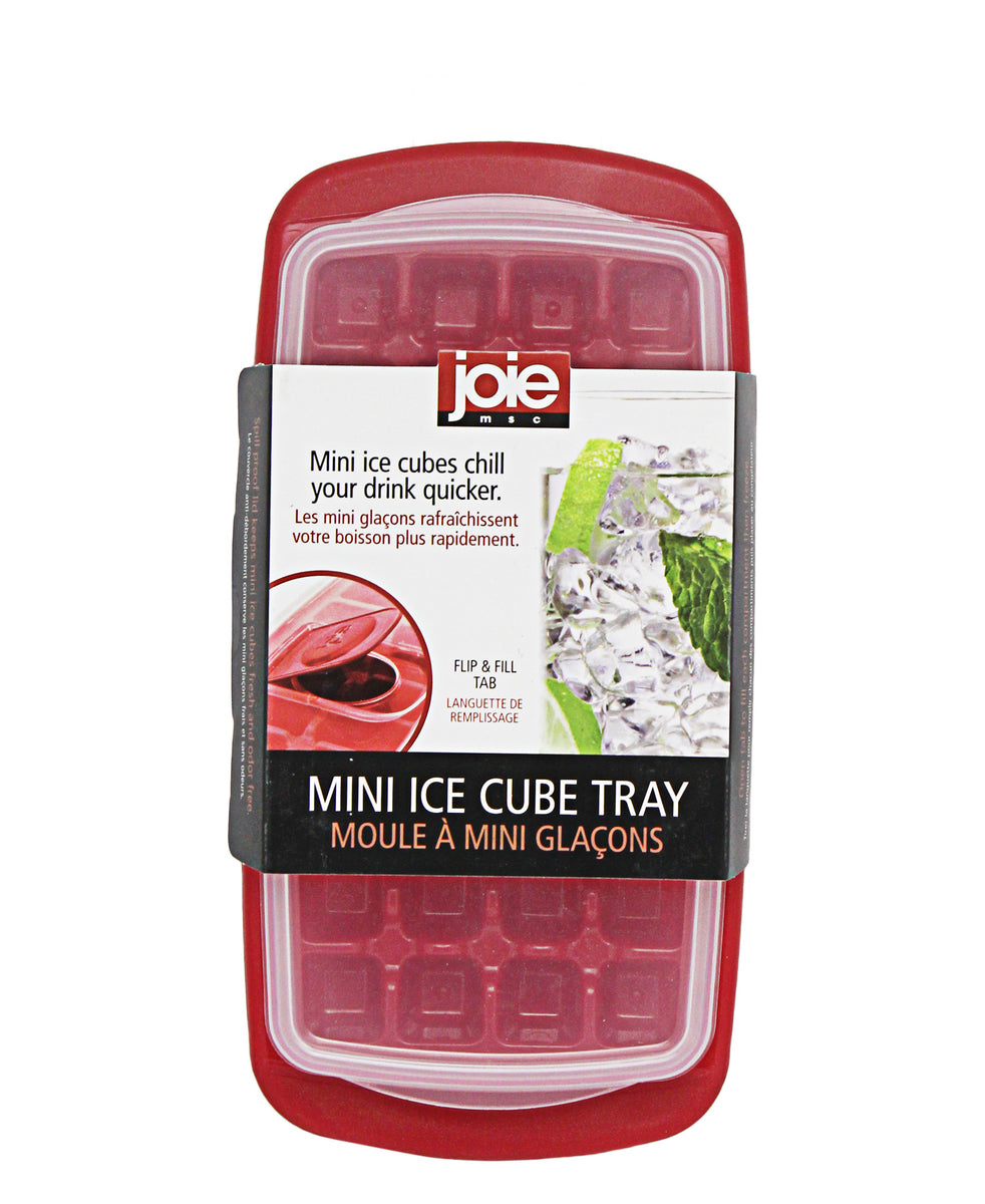 Joie Mini Ice Cube Tray - Red