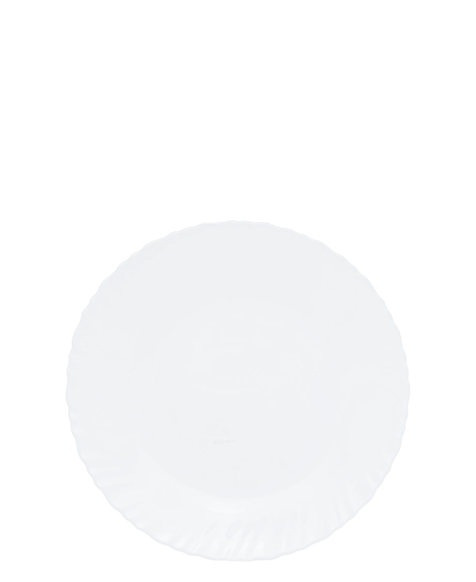 Eetrite Feston Dinner Plate 25cm - White