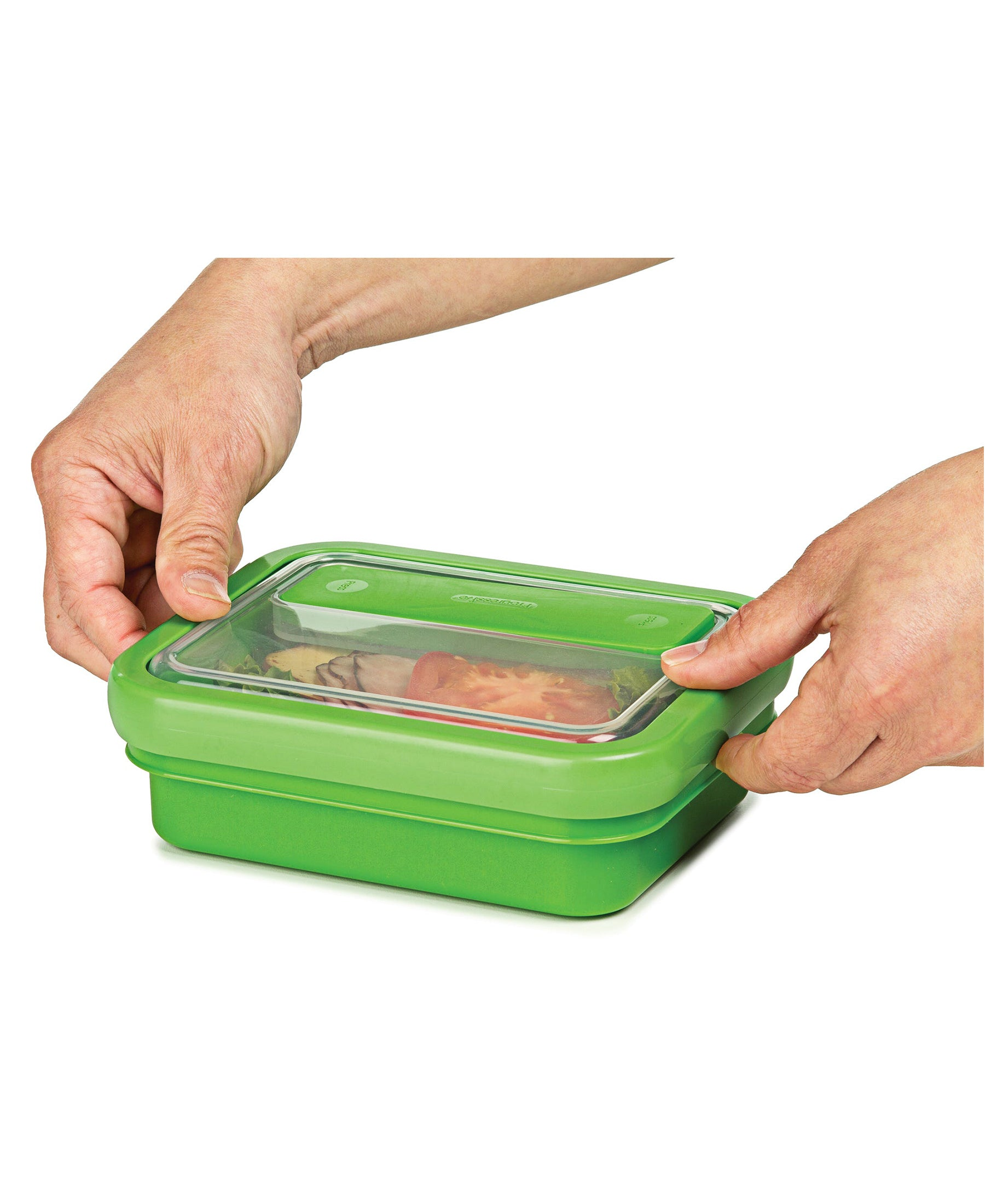 Progressive On The Go Lunch Box - Green