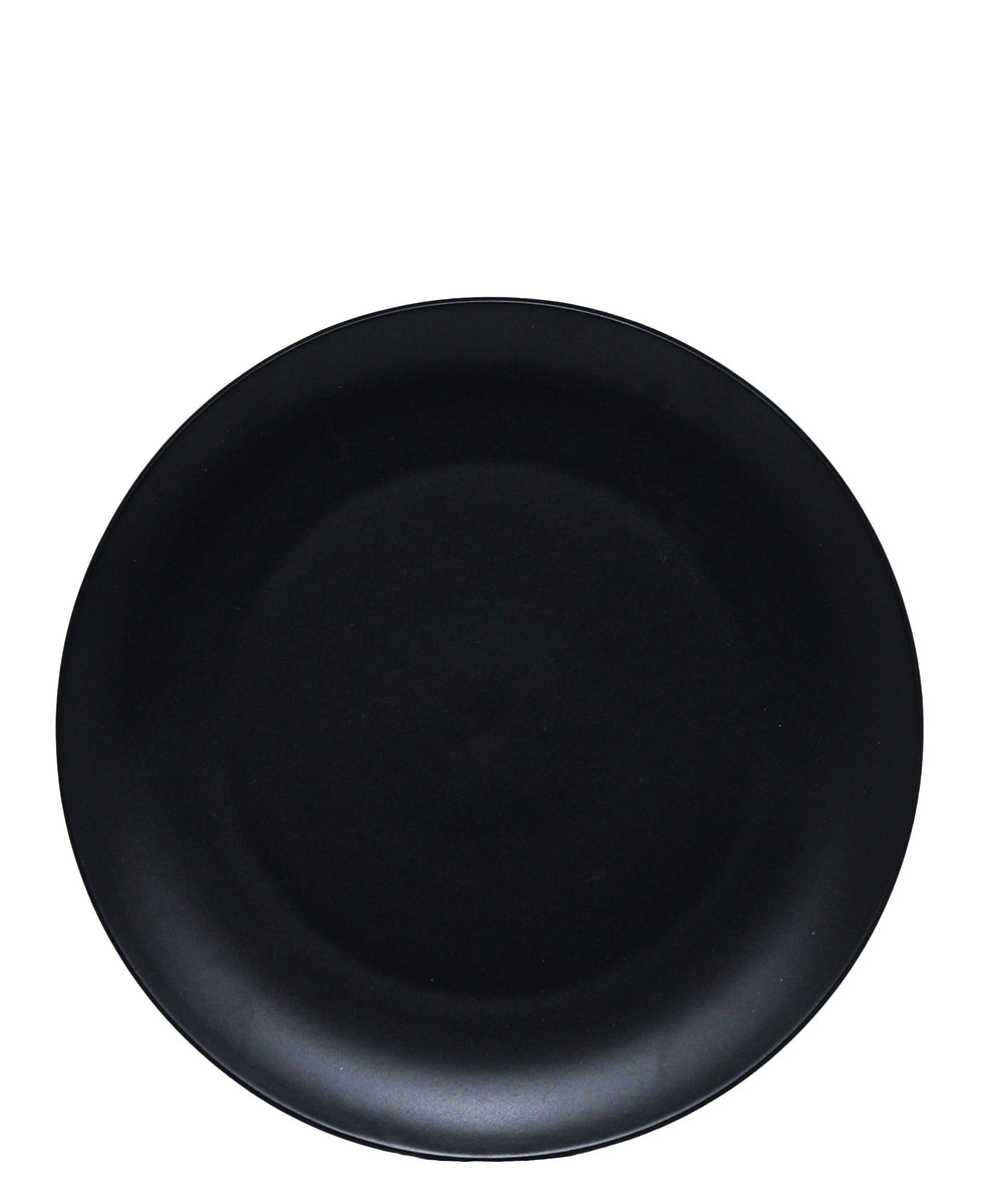 Eetrite Dinner Plate 26cm - Black