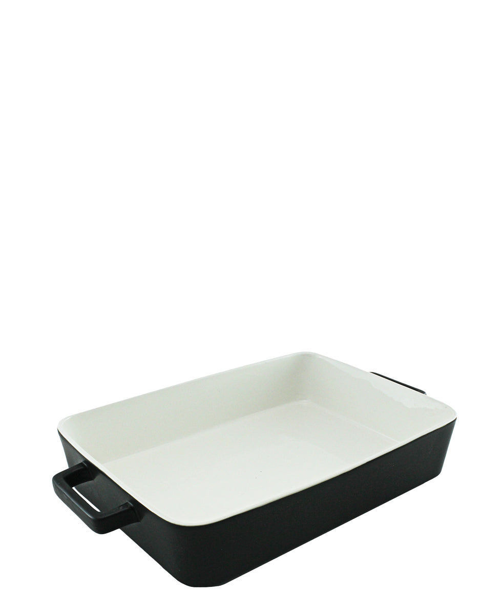 Epicurious Square Baker 36CM - Matt Black
