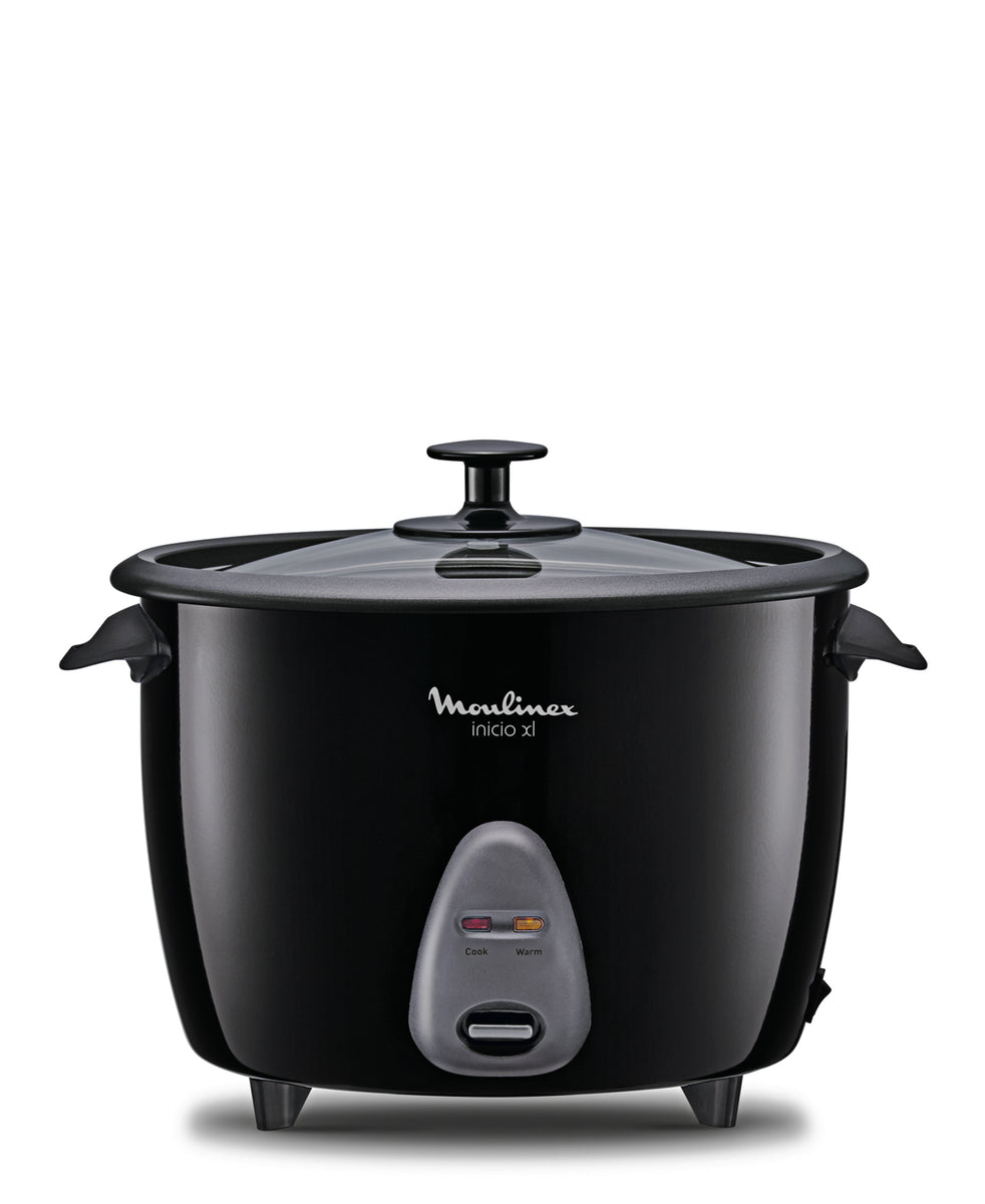 Moulinex Rice Cooker - Black