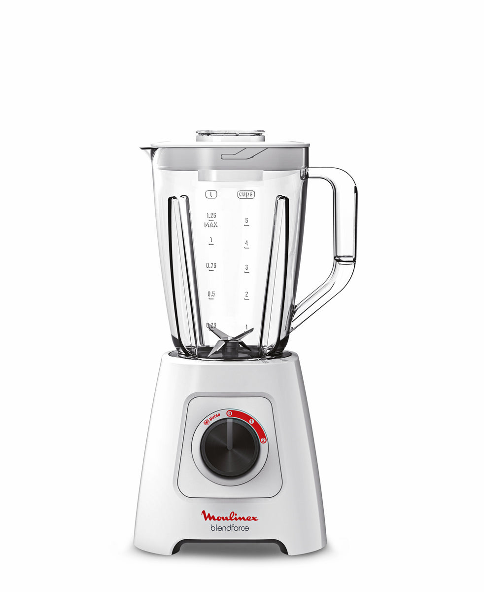Moulinex Blendforce Blender - White