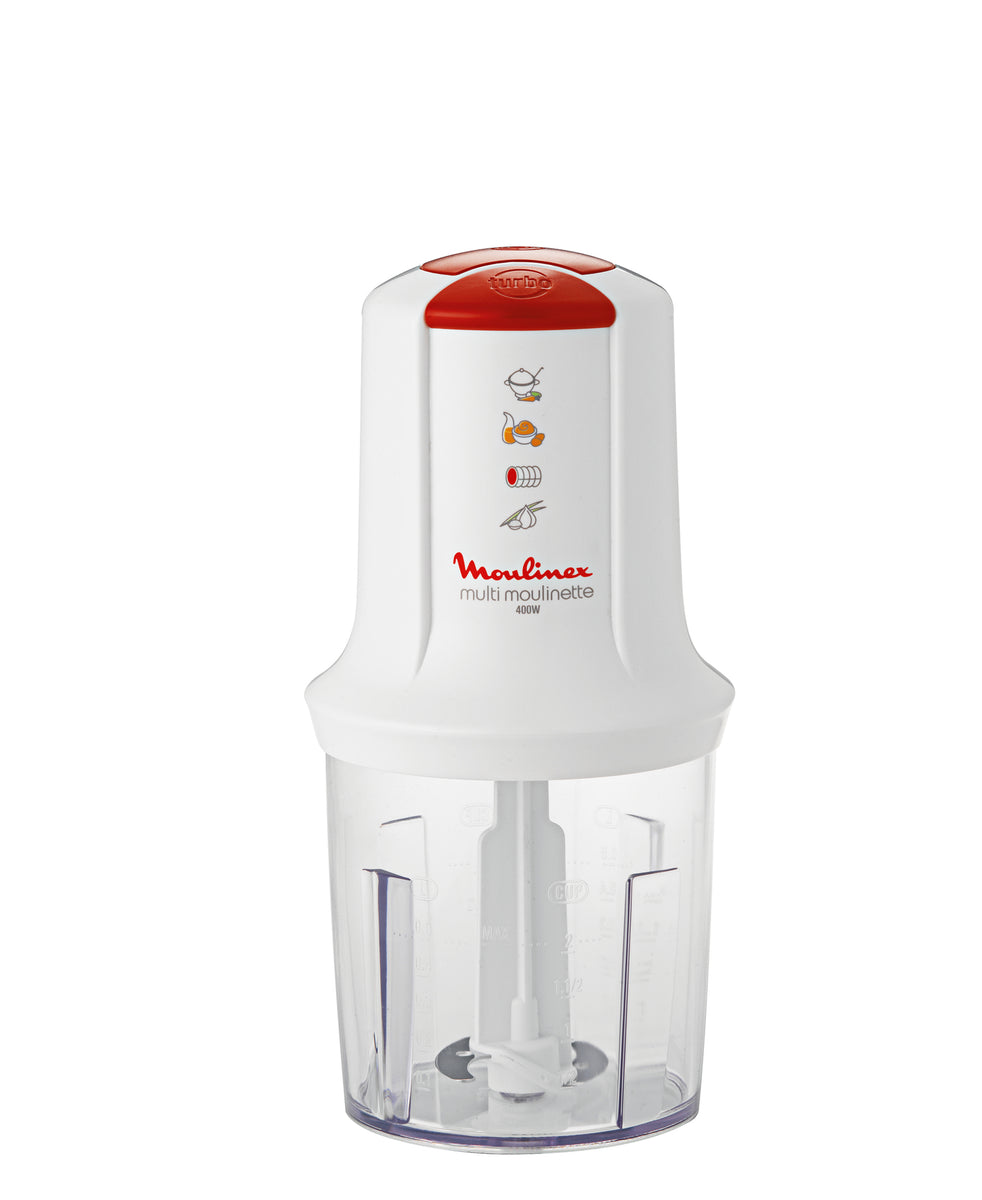Moulinex Mini Chopper - White
