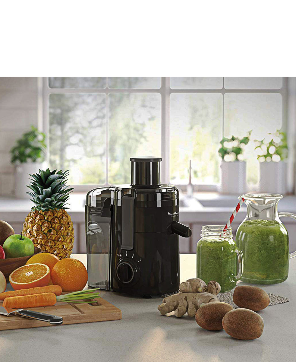 Moulinex Frutelia Juice Extractor - Black