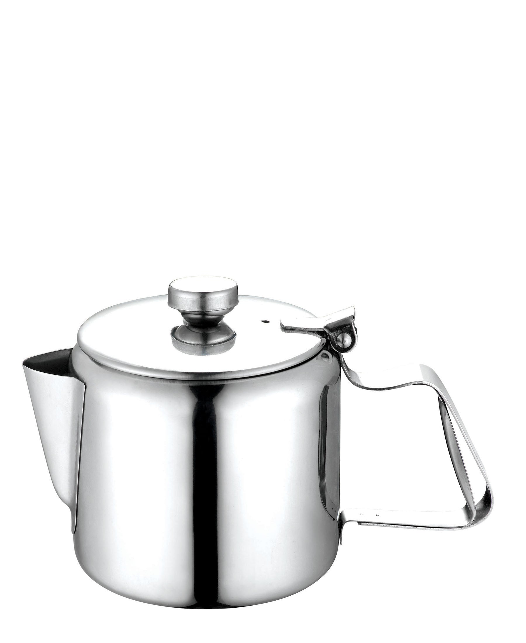Steel King Tea Pot 1L