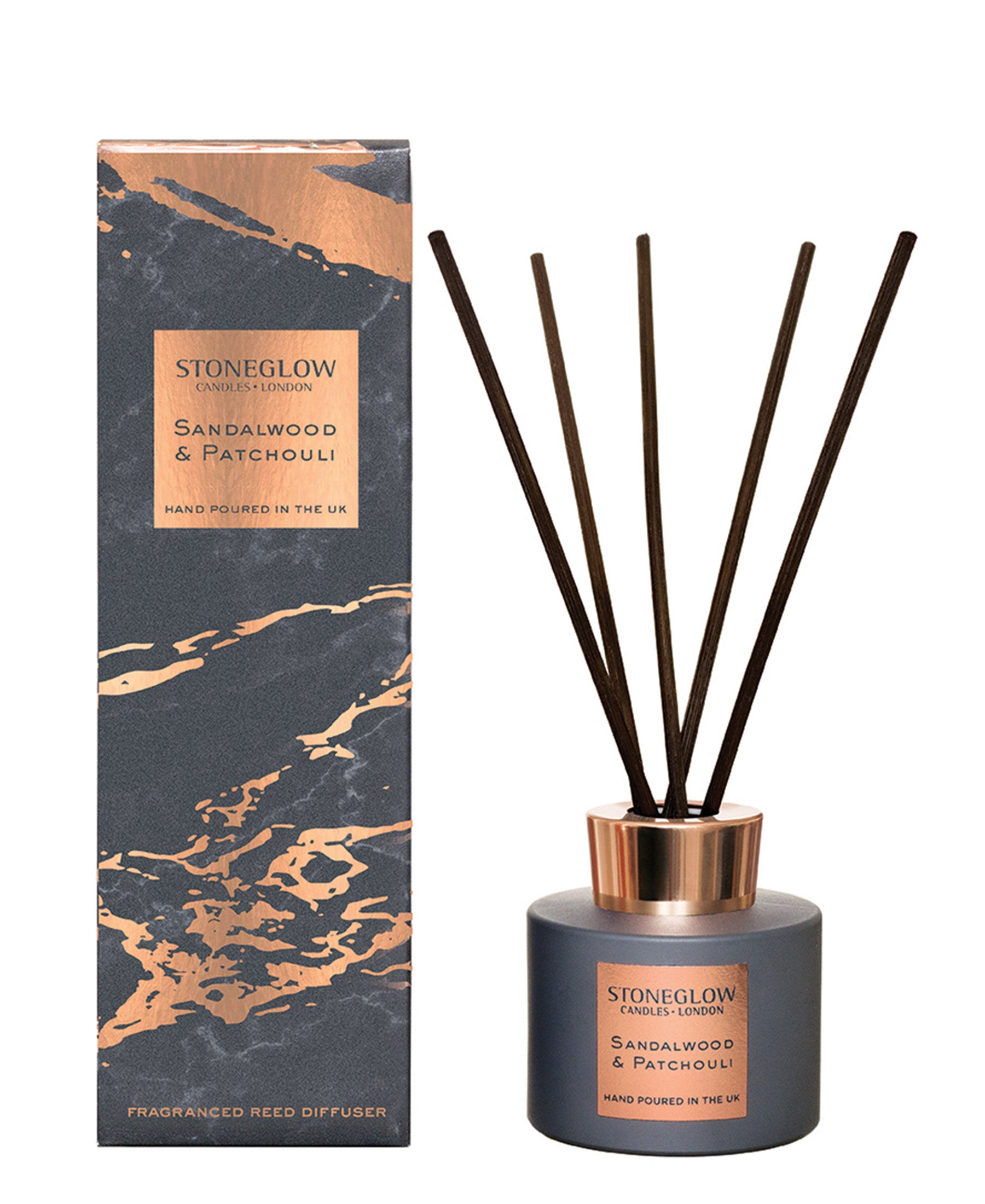 Stoneglow Sandalwood & Patchouli Diffuser