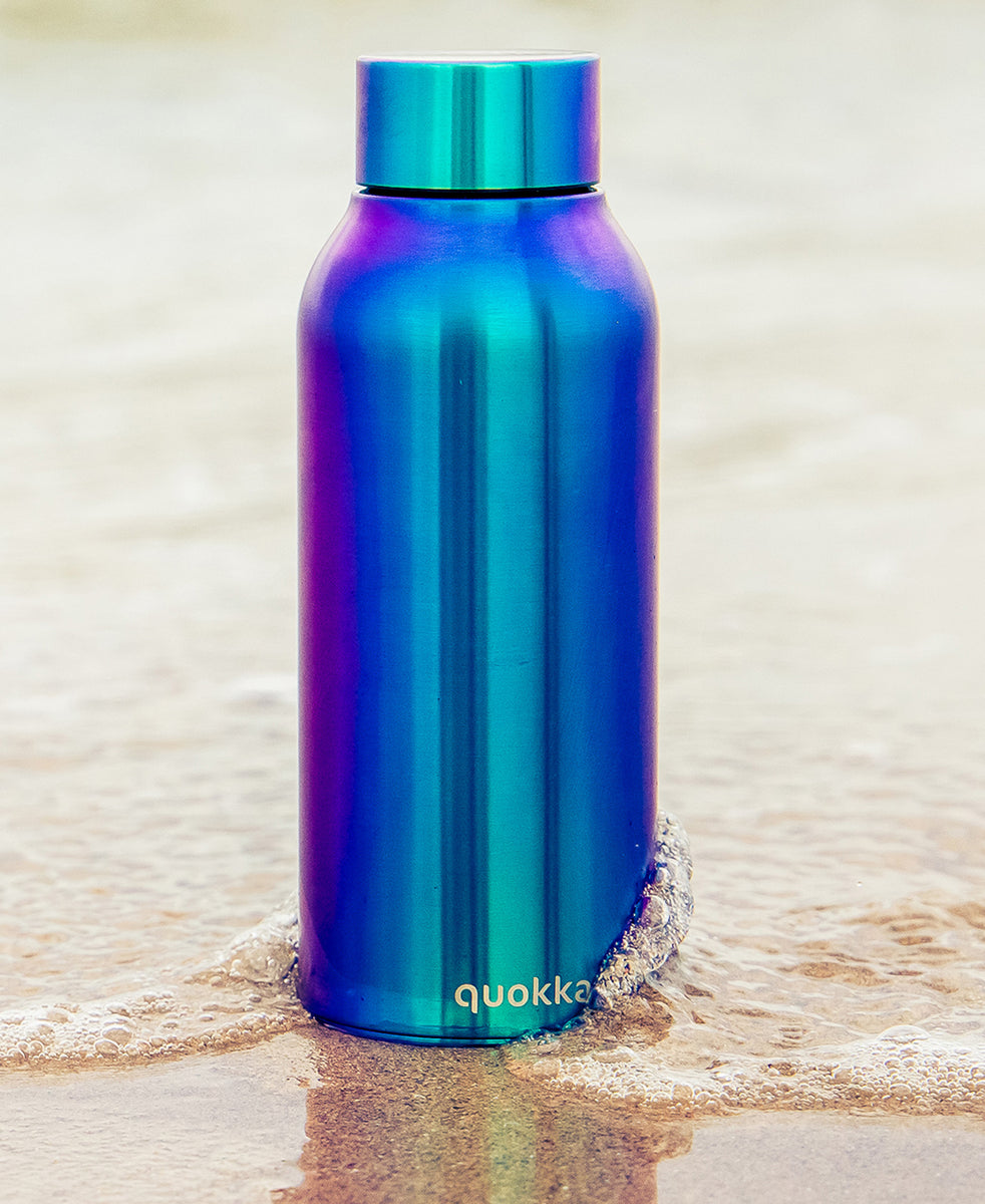 Quokka Bottle 510ml - Neo Chrome