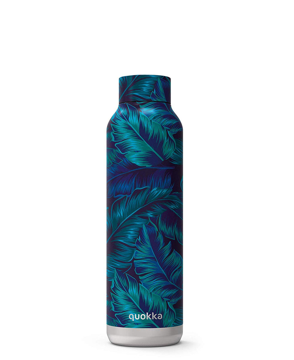 Quokka Bottle 630ml - Deep Jungle