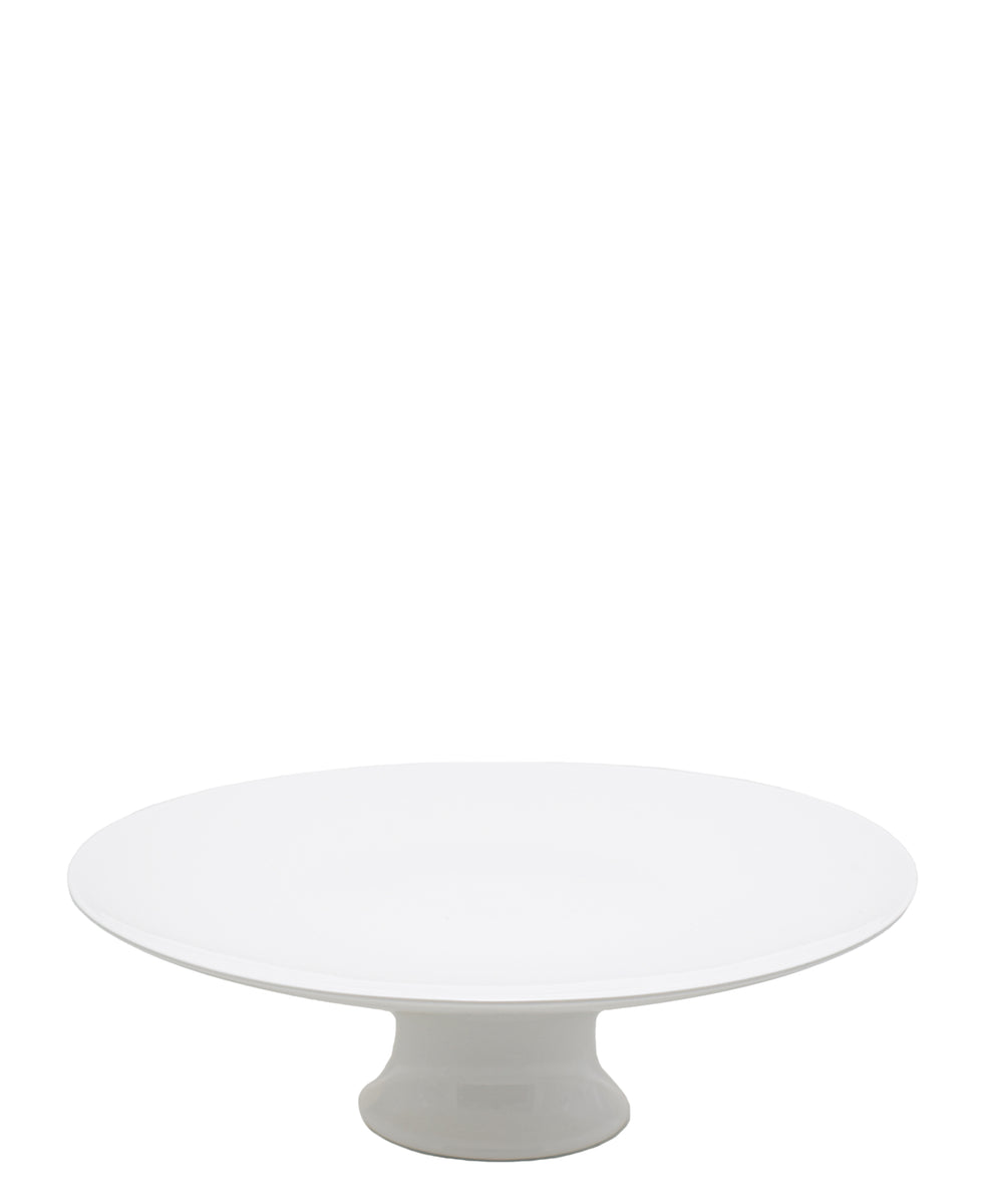Symphony Footed Cake Stand 30cm - White