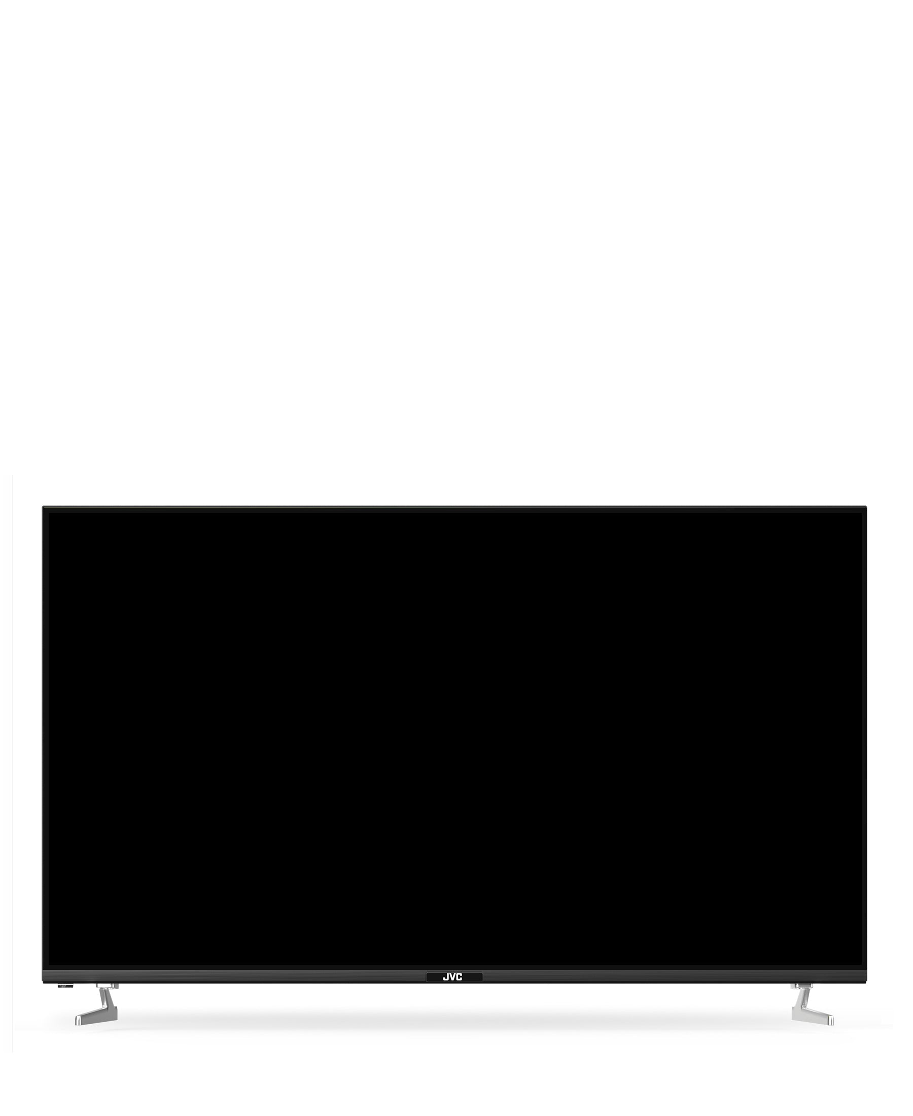 JVC 32'' Edge-less HD LED TV - Black