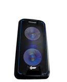 "iJam Portable Trolley Speaker 10"" - Black"