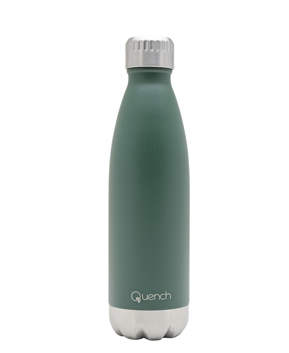 Quench 500ml Bottle - Army Green