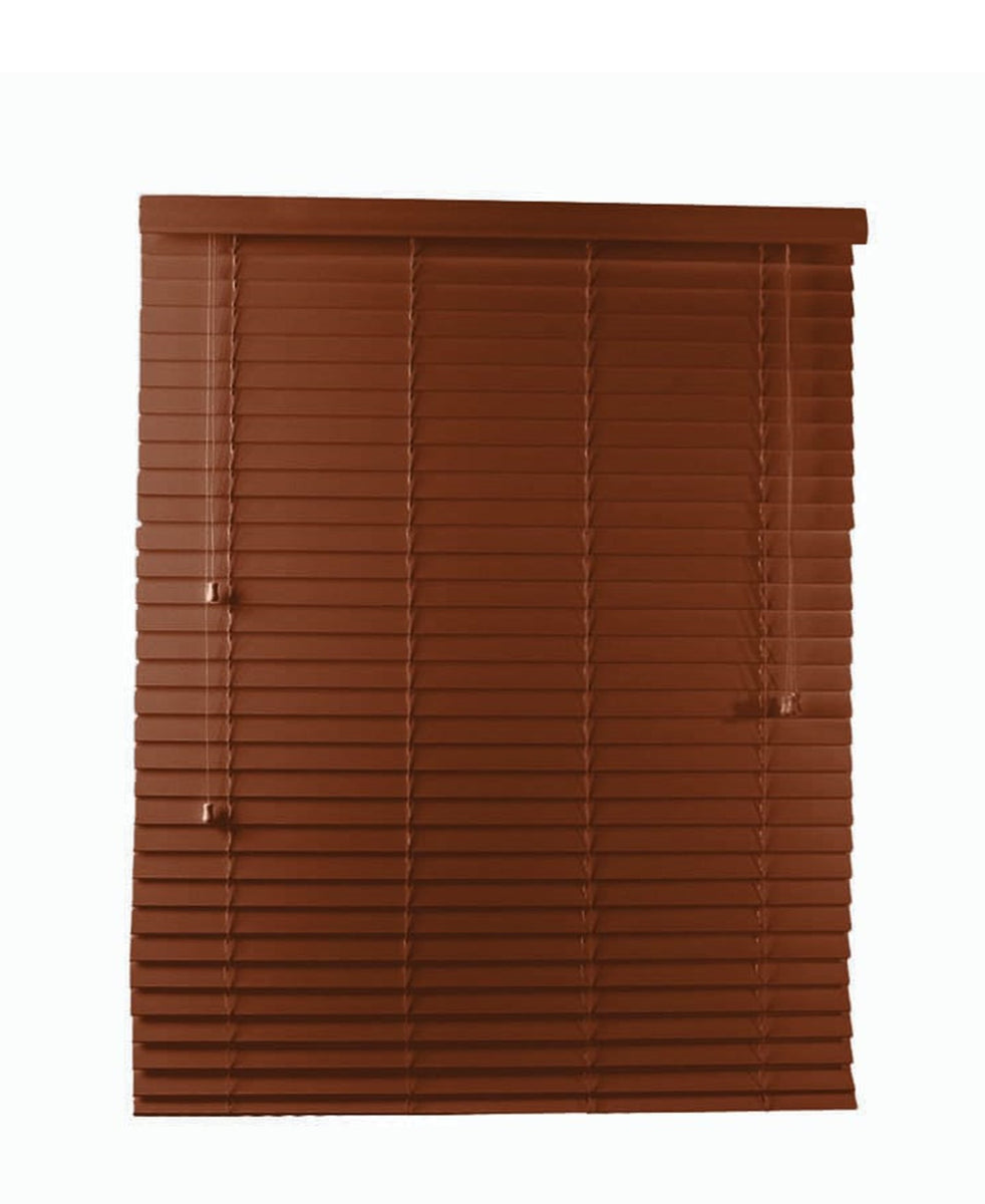 Angelica Blind 1000mm X 1200mm - Mahogany