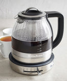 KitchenAid Glass Tea Kettle 1.5LT - Stainless Steel