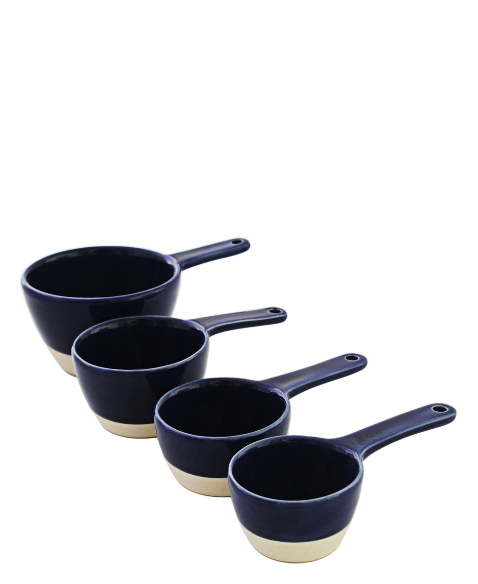 Ciroa Measuring Cup Set of 4 Navy