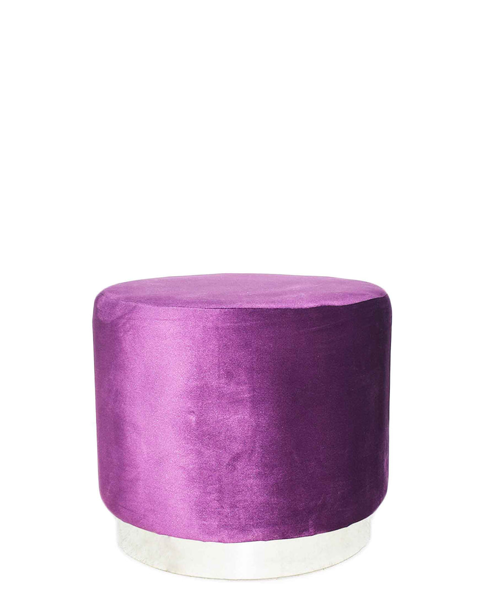 Glamour Ottomans - Purple