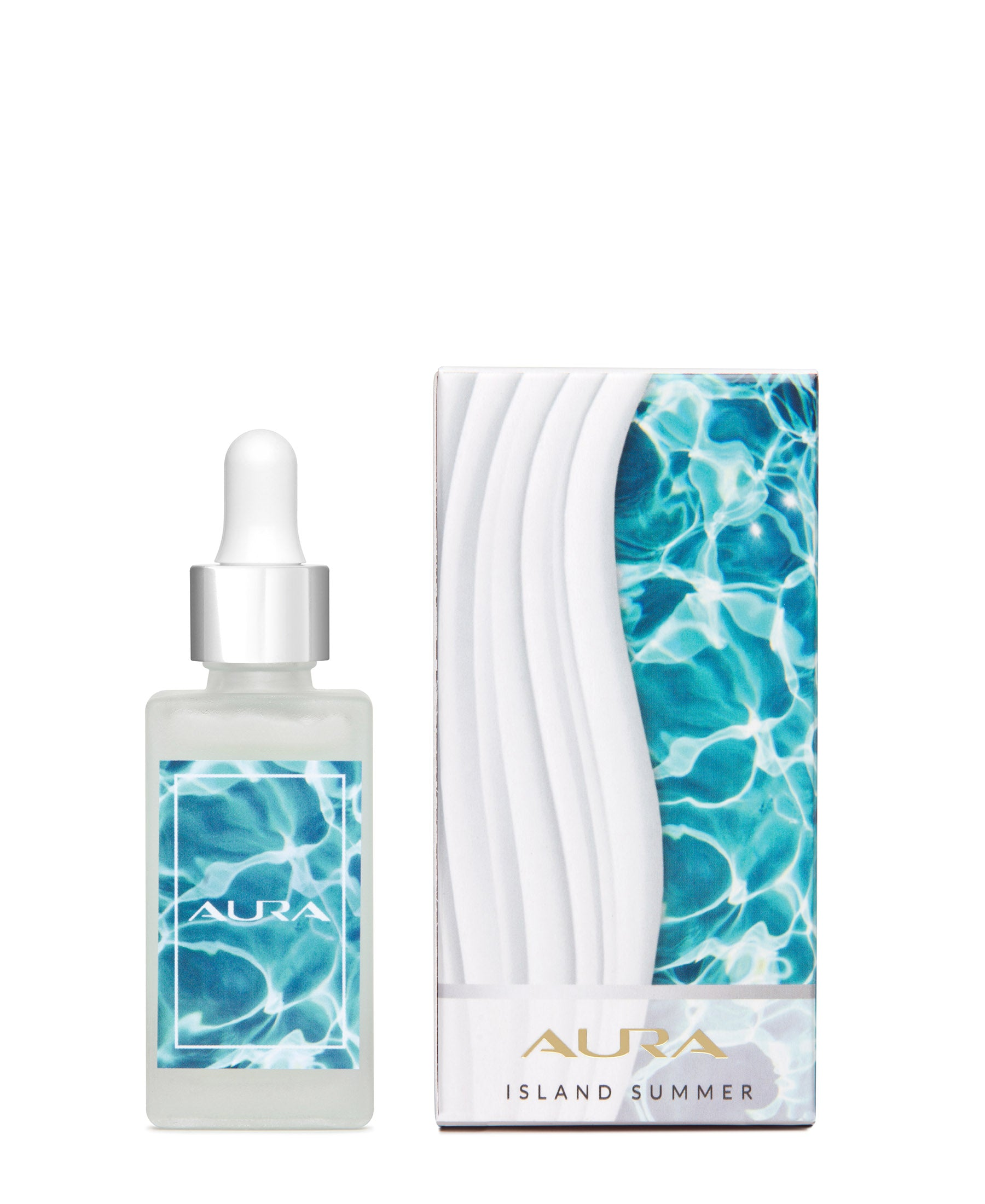 Aura Diffuser Essential Oil - Island Summer
