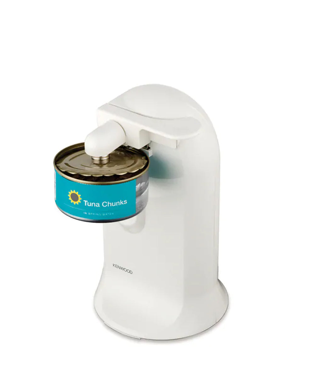 Kenwood 3 in 1 Can Opener - White
