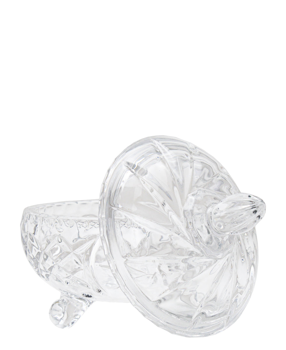 Small Candy Jar - Clear