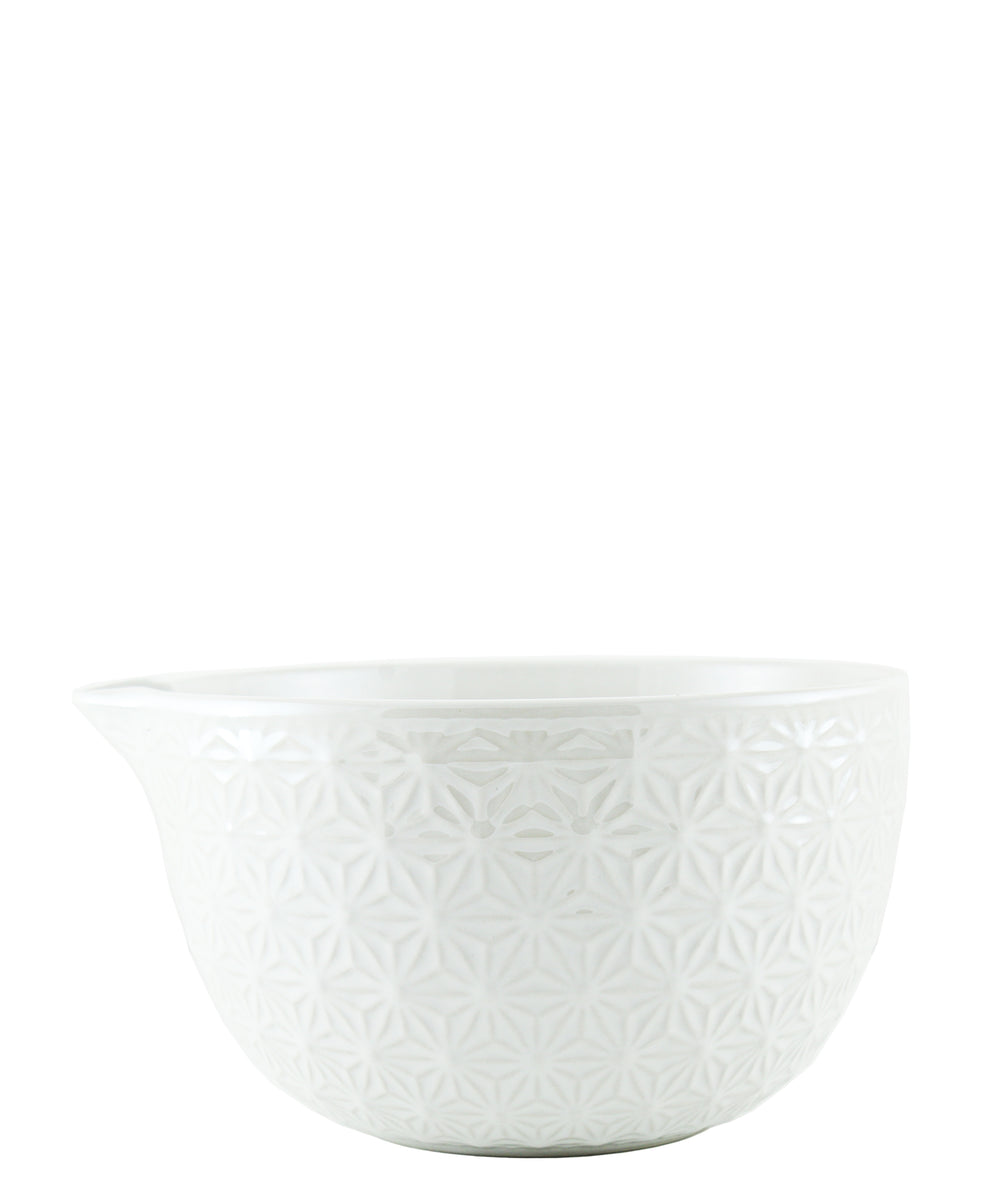 Ciroa Mixing Bowl White