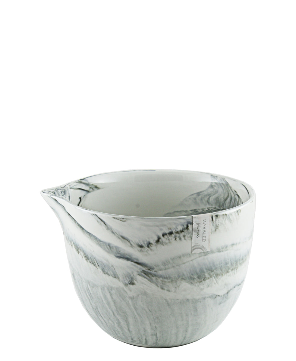 Ciroa Marble Mixing Bowl Large