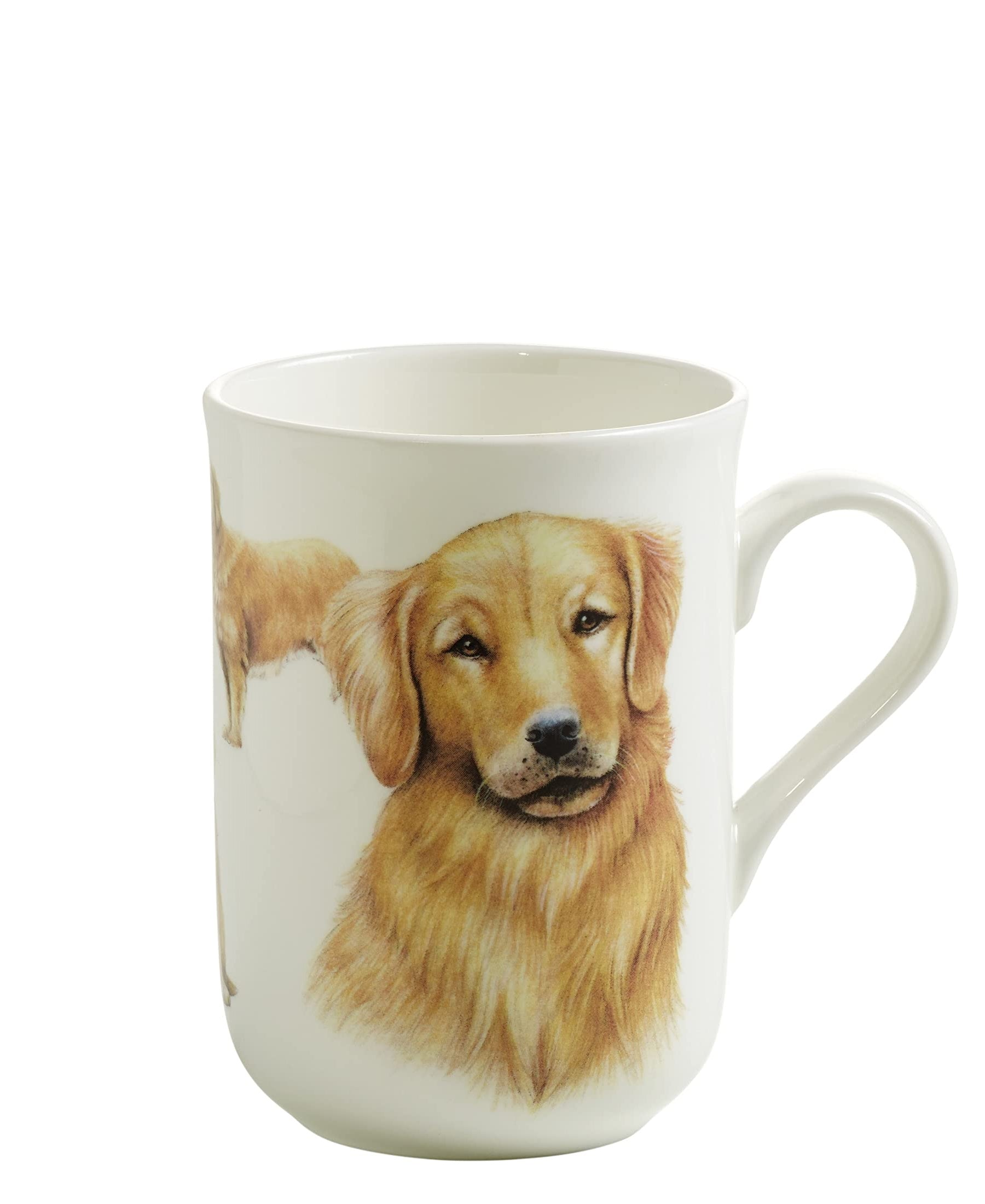 Cashmere Dog Retriever Mug 300ml