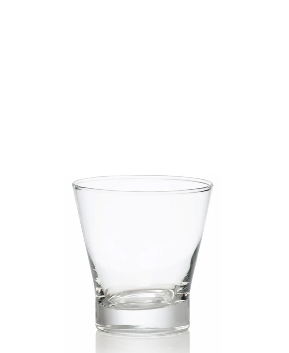 Consol Seville 350ml Whiskey Glasses Set Of 4 - Clear