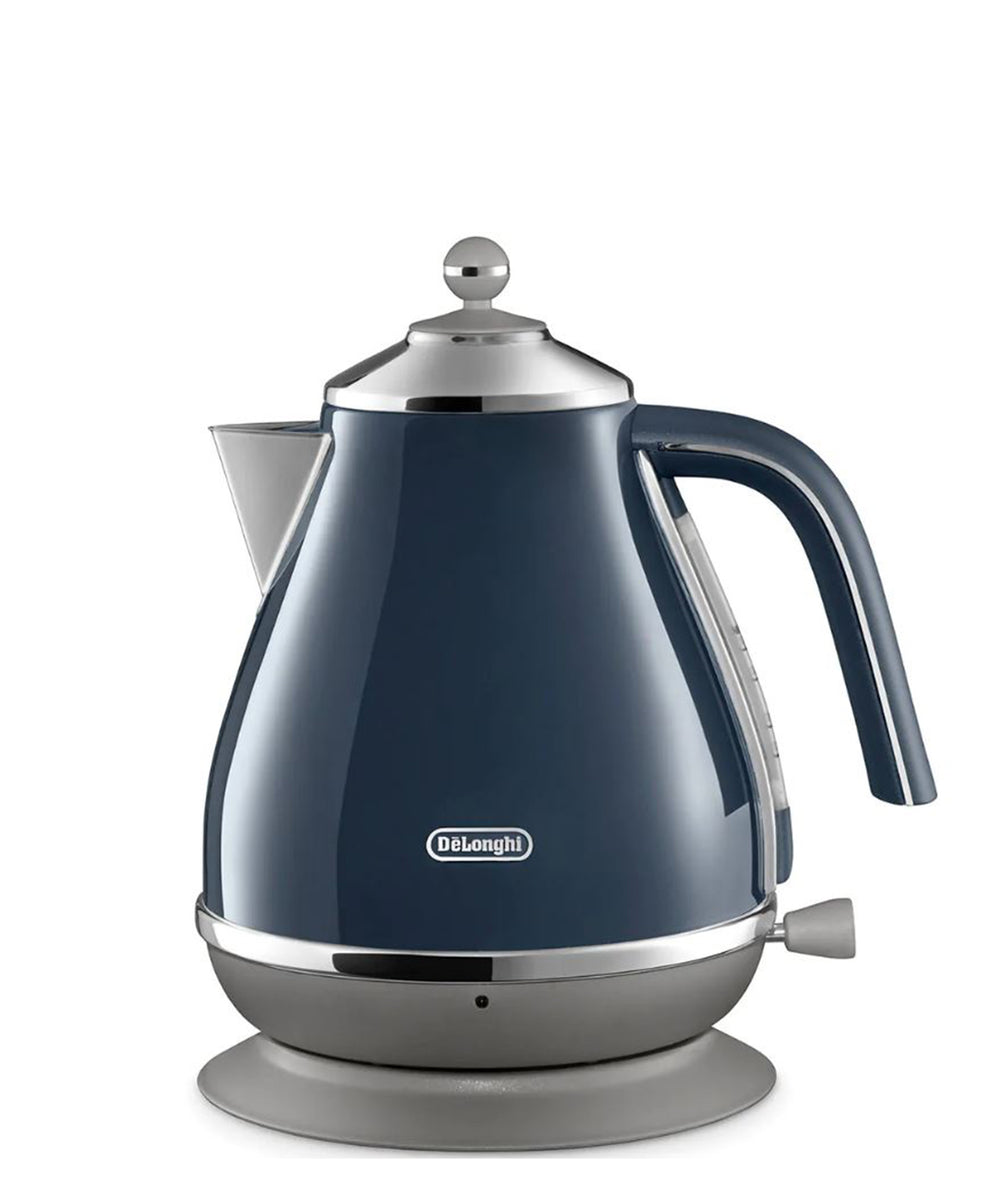 DeLonghi Capitals 1.7L Kettle - Blue