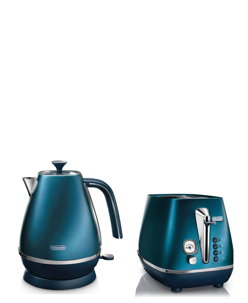 DeLonghi Distinta Flair Combo - Blue