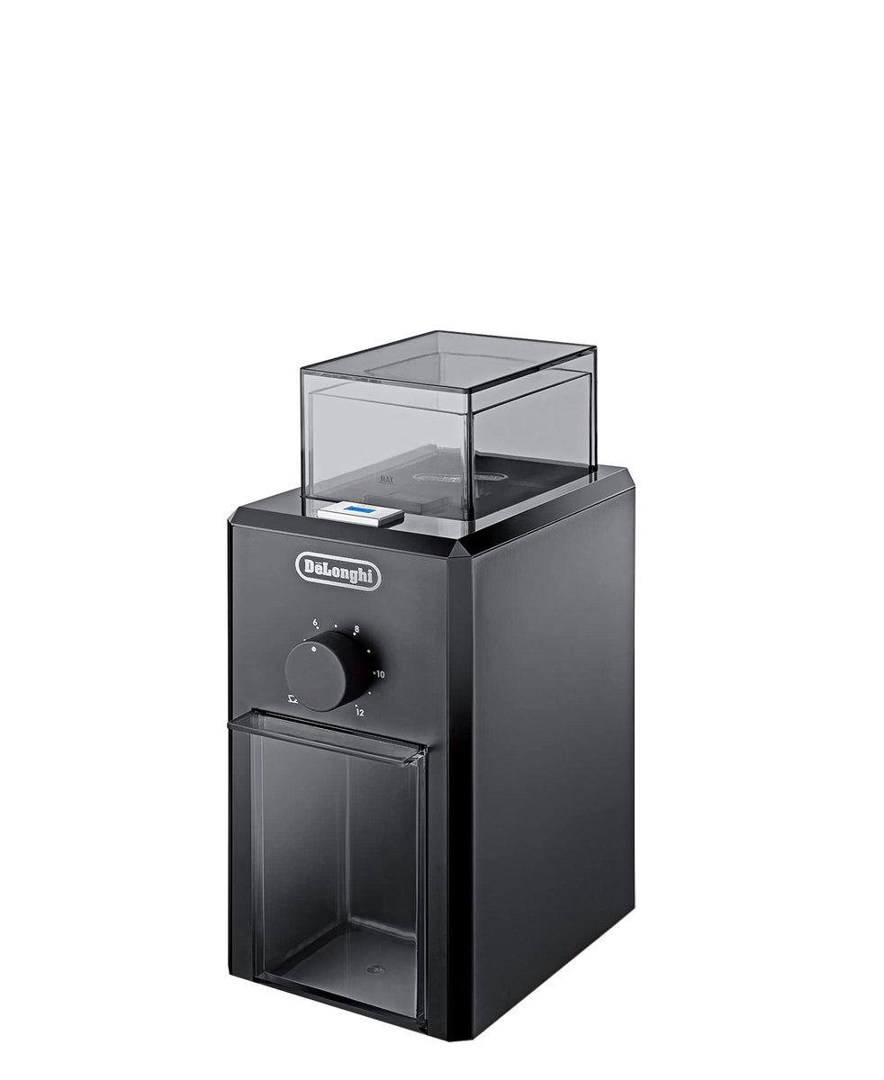 DeLonghi Burr Coffee Grinder - Black