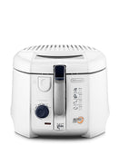 DeLonghi RotoFry Electric Deep Fryer - White