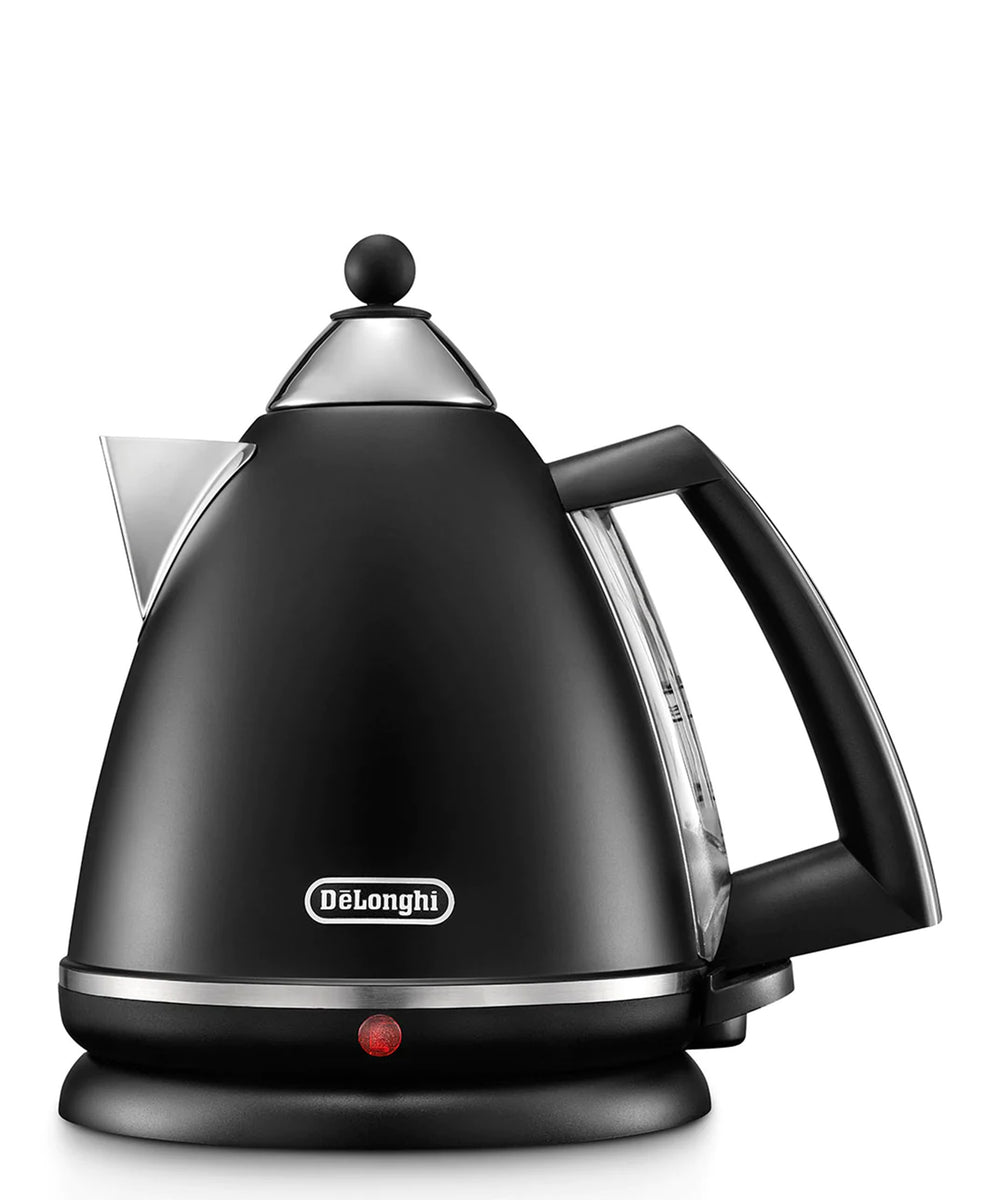 Delonghi Argento 1.7 Electric Kettle - Black