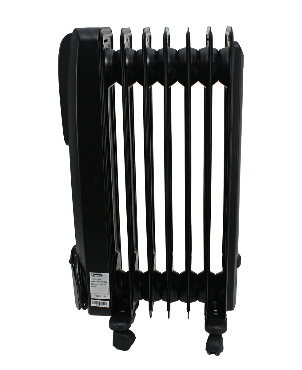 DeLonghi Oil Heater 9 Fin - Black