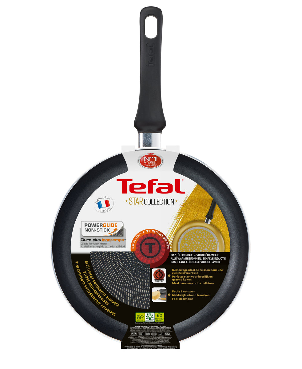 Tefal Star Collection 28cm Fryfan - Red